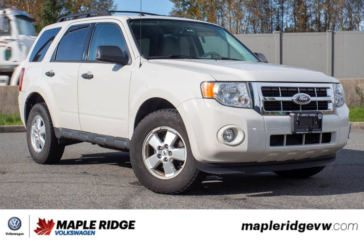Pre-Owned 2010 Ford Escape XLT ONE OWNER, LOW KM, B.C. CAR!
