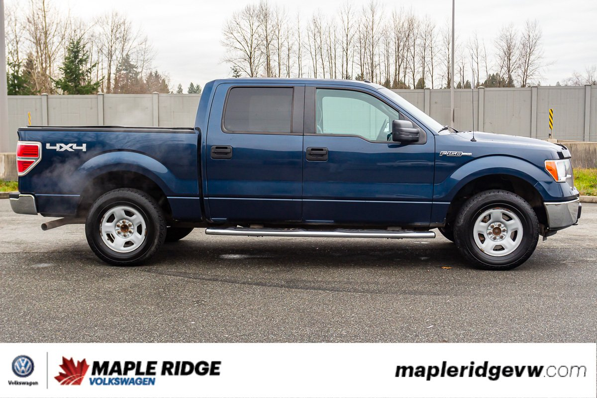 Pre-Owned 2013 Ford F-150 XLT CREW CAB, 4X4, NO ACCIDENTS, CREW CAB, TONNEAU COVER!