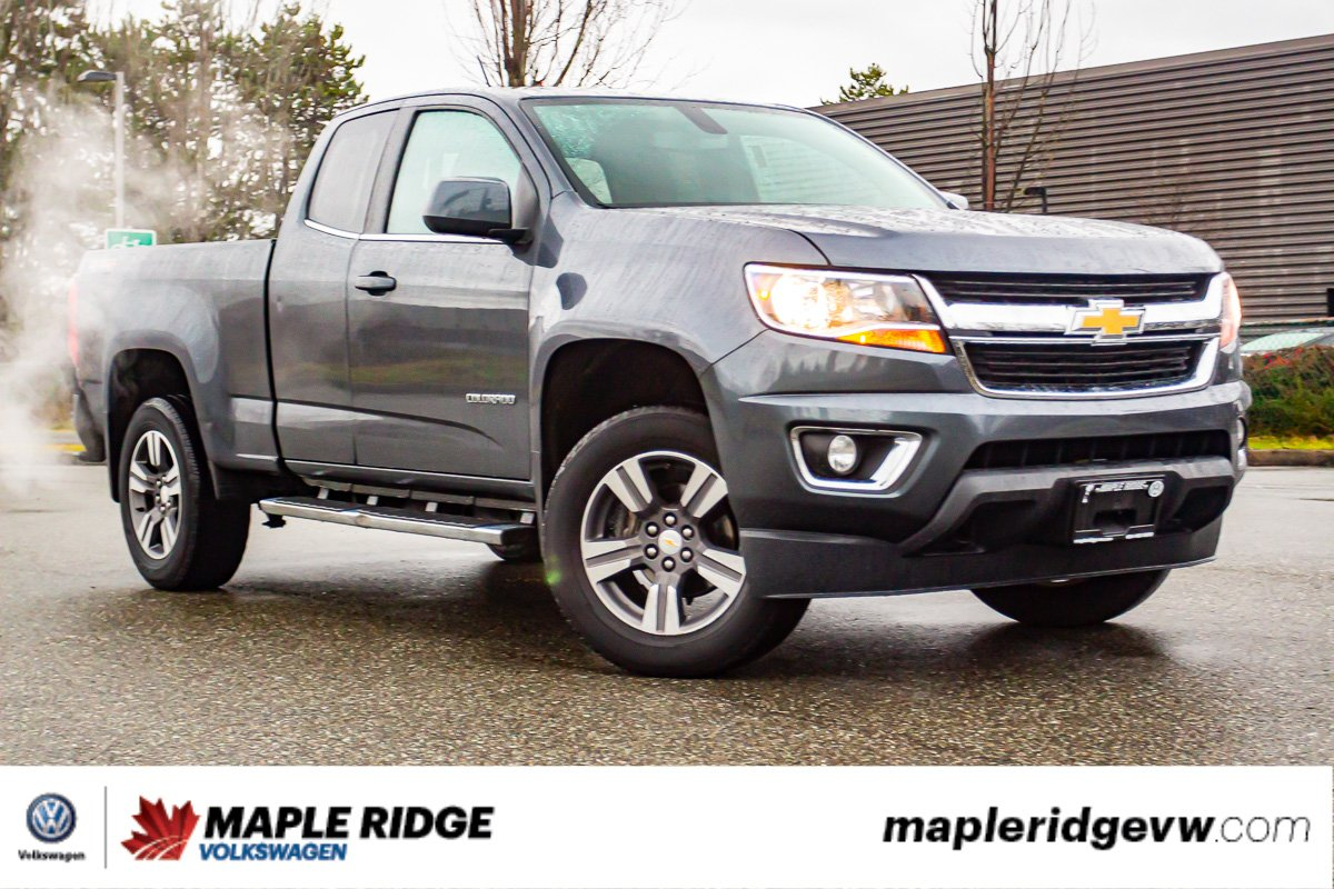 Pre-Owned 2016 Chevrolet Colorado 4WD LT DOUBLE CAB, ONE OWNER, LOCAL TRUCK!