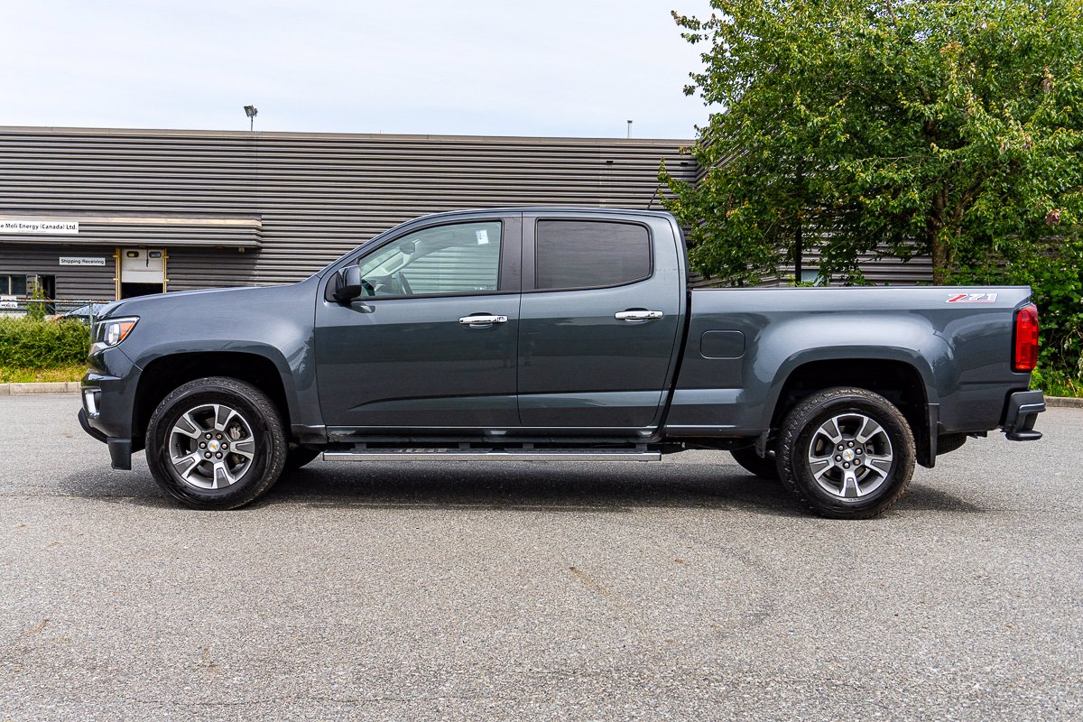 Pre-Owned 2017 Chevrolet Colorado 4WD Z71