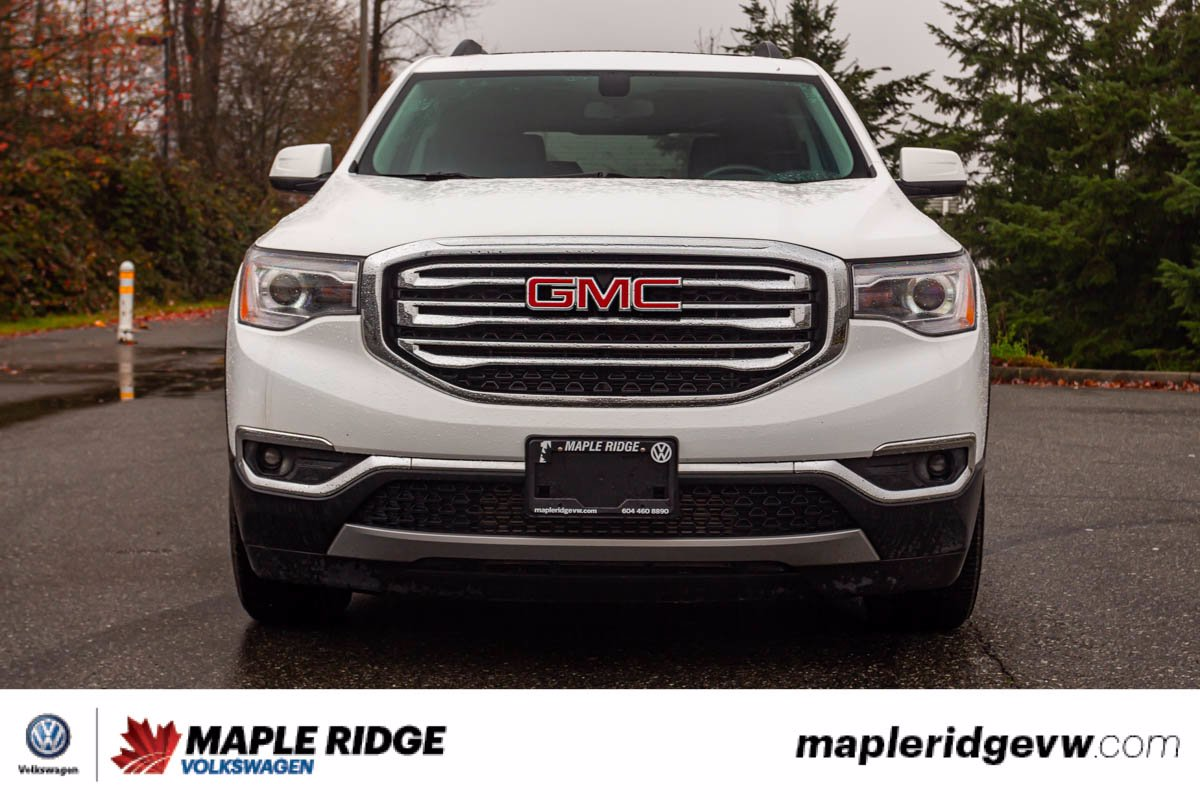 Pre-Owned 2019 GMC Acadia SLE AWD, ONE OWNER, NO ACCIDENTS, B.C. VEHICLE!