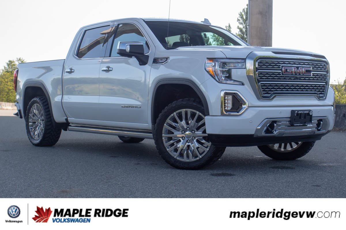 Pre-Owned 2019 GMC Sierra 1500 Denali MANAGERS DEMO, PRACTICALLY BRAND NEW, FULLY LOADED!