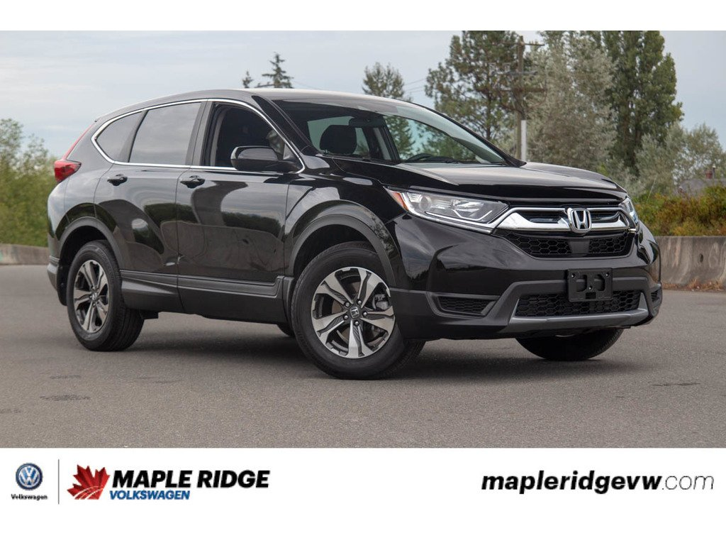 Pre-Owned 2017 Honda CR-V LX AWD, SUPER LOW KM, WELL EQUIPPED!
