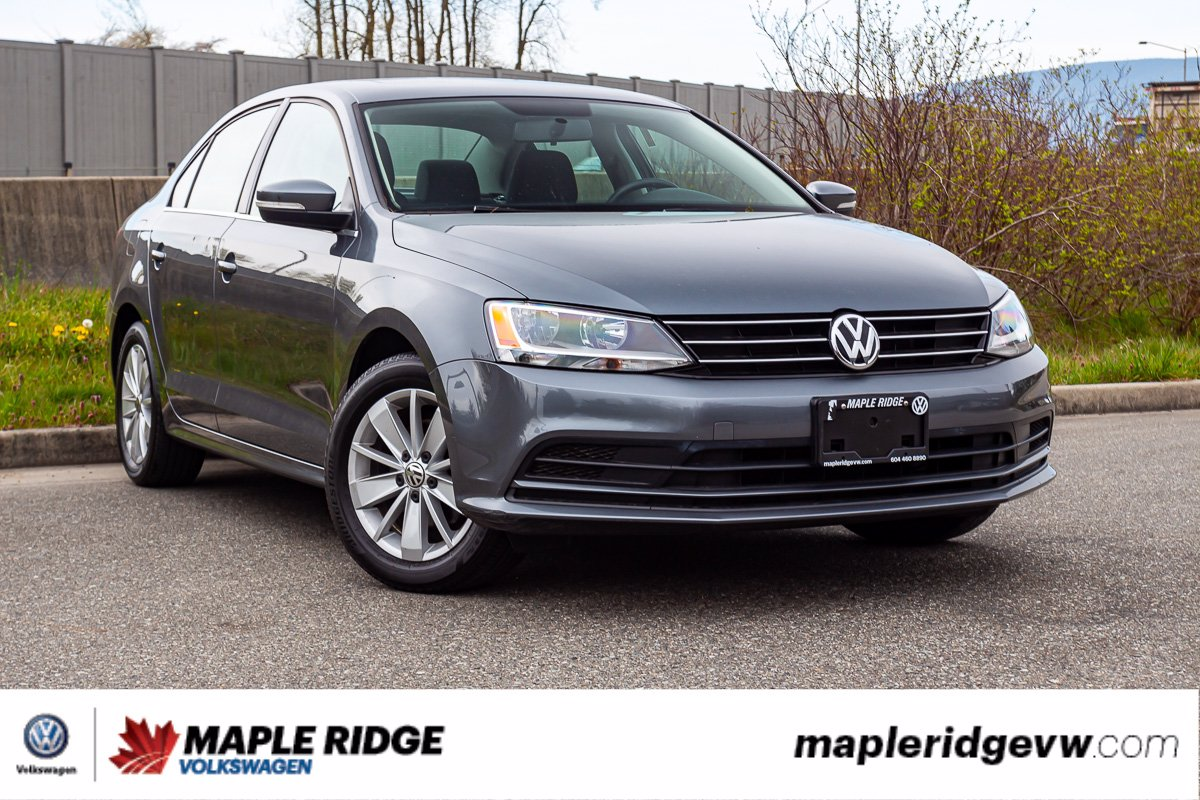 Pre-Owned 2015 Volkswagen Jetta Sedan Trendline+