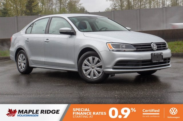 Certified Pre-Owned 2015 Volkswagen Jetta Sedan Trendline+ NO ACCIDENTS, AWESOME PRICE, LOCAL CAR!