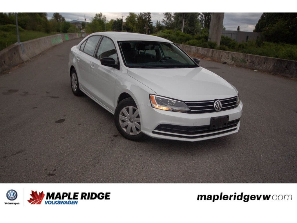 Pre-Owned 2016 Volkswagen Jetta Sedan S