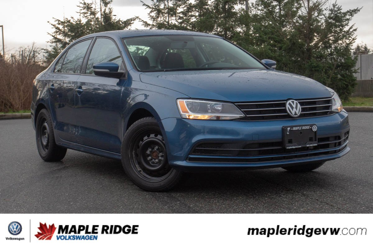 Certified Pre-Owned 2015 Volkswagen Jetta Sedan Comfortline BLUETOOTH, HEATED SEATS, STEERING WHEEL CONTROLS