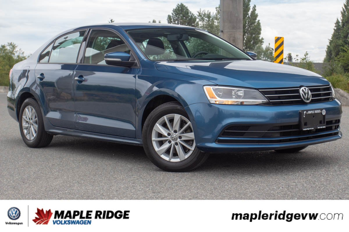 Pre-Owned 2015 Volkswagen Jetta Sedan Trendline+ HEATED SEATS, LOCAL CAR, NO ACCIDENTS!