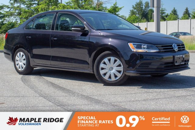 Certified Pre-Owned 2015 Volkswagen Jetta Sedan Trendline+ LOCAL CAR, PRICED TO SELL, GREAT CONDITION!