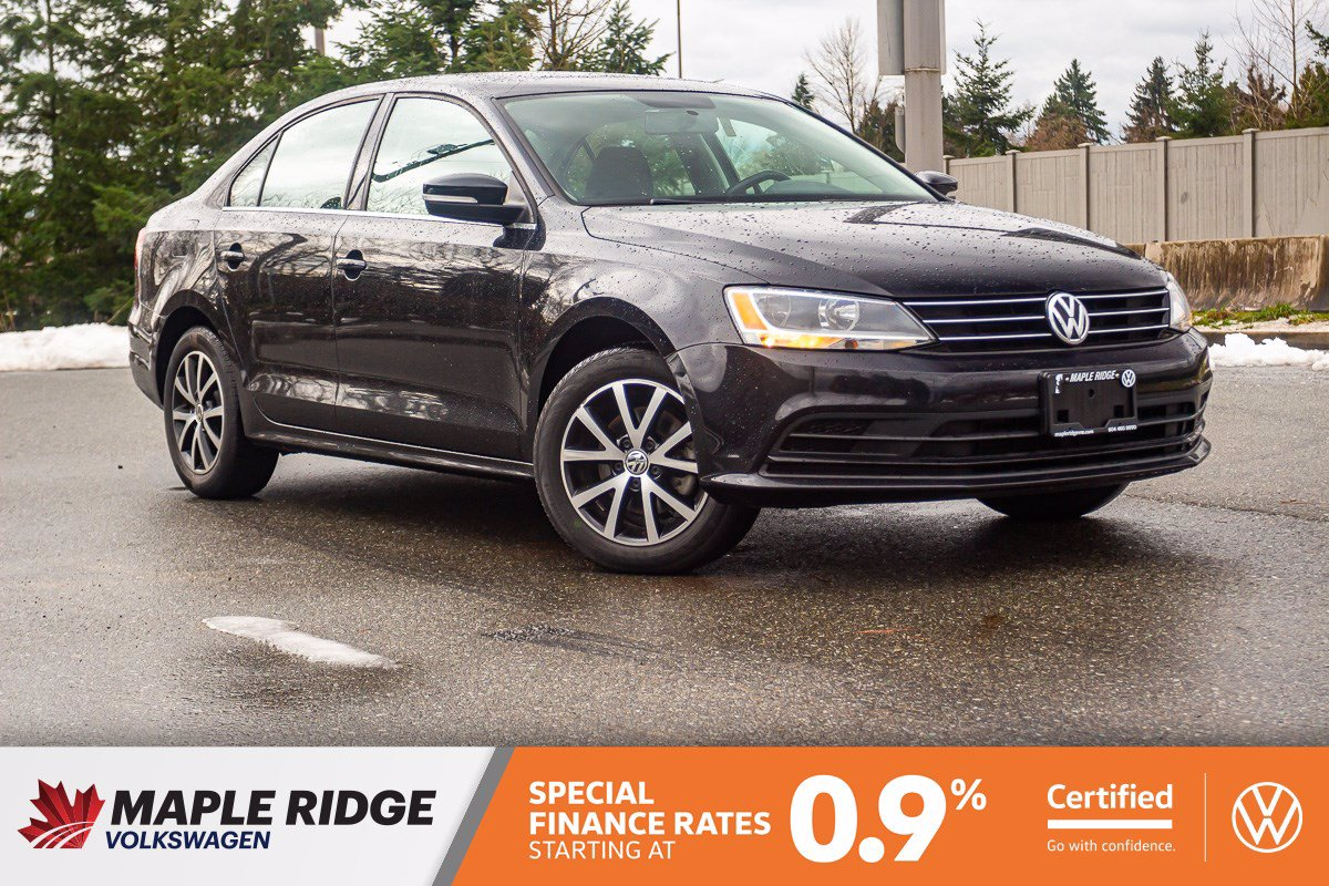 Certified Pre-Owned 2015 Volkswagen Jetta Sedan Comfortline BC CAR, NO ACCIDENTS, GREAT CONDITION