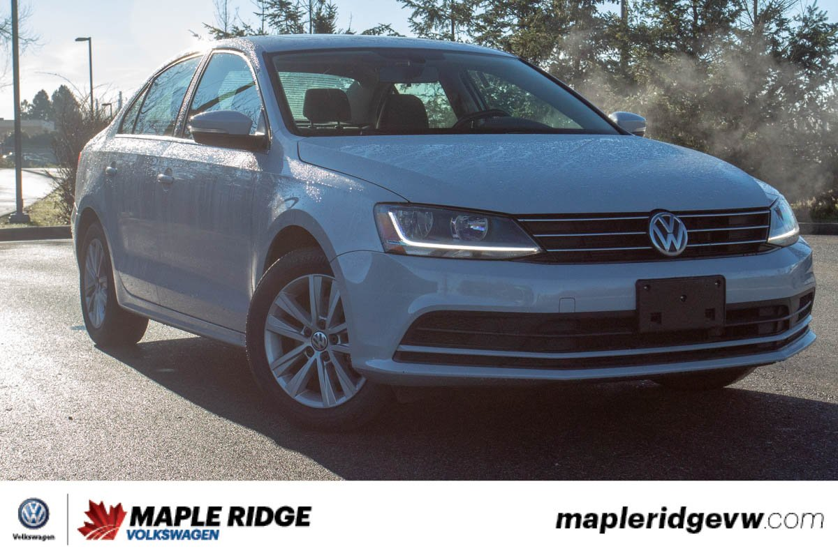 Certified Pre-Owned 2017 Volkswagen Jetta Sedan GOOD VALUE, WELL EQUIPPED, GREAT COMMUTER!