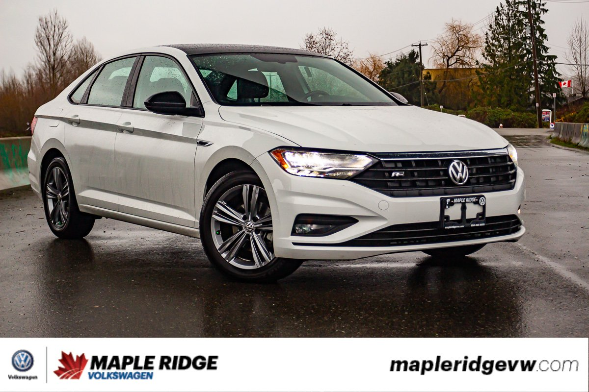 Pre-Owned 2019 Volkswagen Jetta Highline PANO ROOF, LOW KM, NO ACCIDENTS, B.C. CAR!