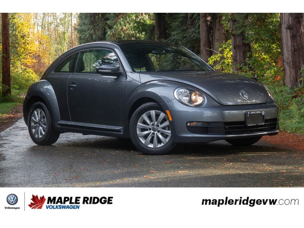 Certified Pre-Owned 2014 Volkswagen Beetle Coupe Comfortline NO ACCIDENTS, BC CAR, SUPER FUN!