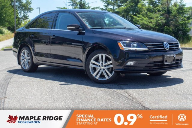 Certified Pre-Owned 2017 Volkswagen Jetta Sedan Highline ONE OWNER, LOCAL CAR, GREAT COMMUTER!