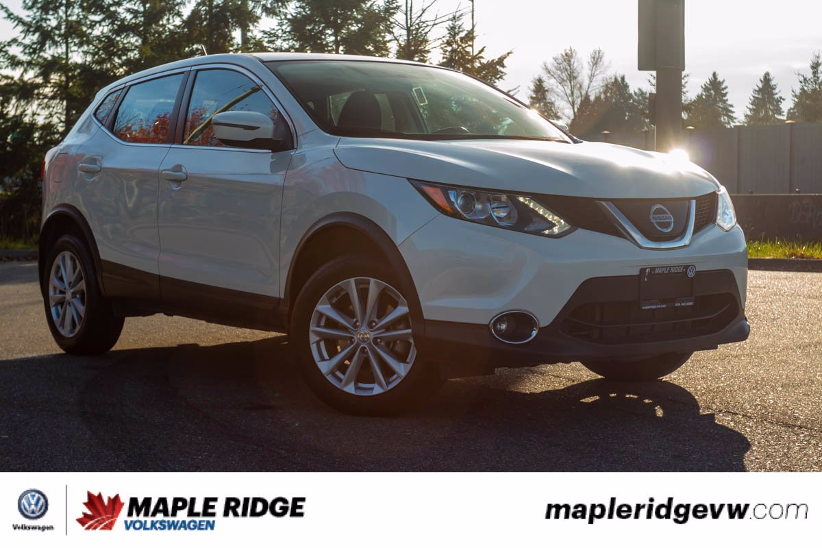 Pre-Owned 2018 Nissan Qashqai SV AWD, ONE OWNER, NO ACCIDENTS, B.C. CAR!