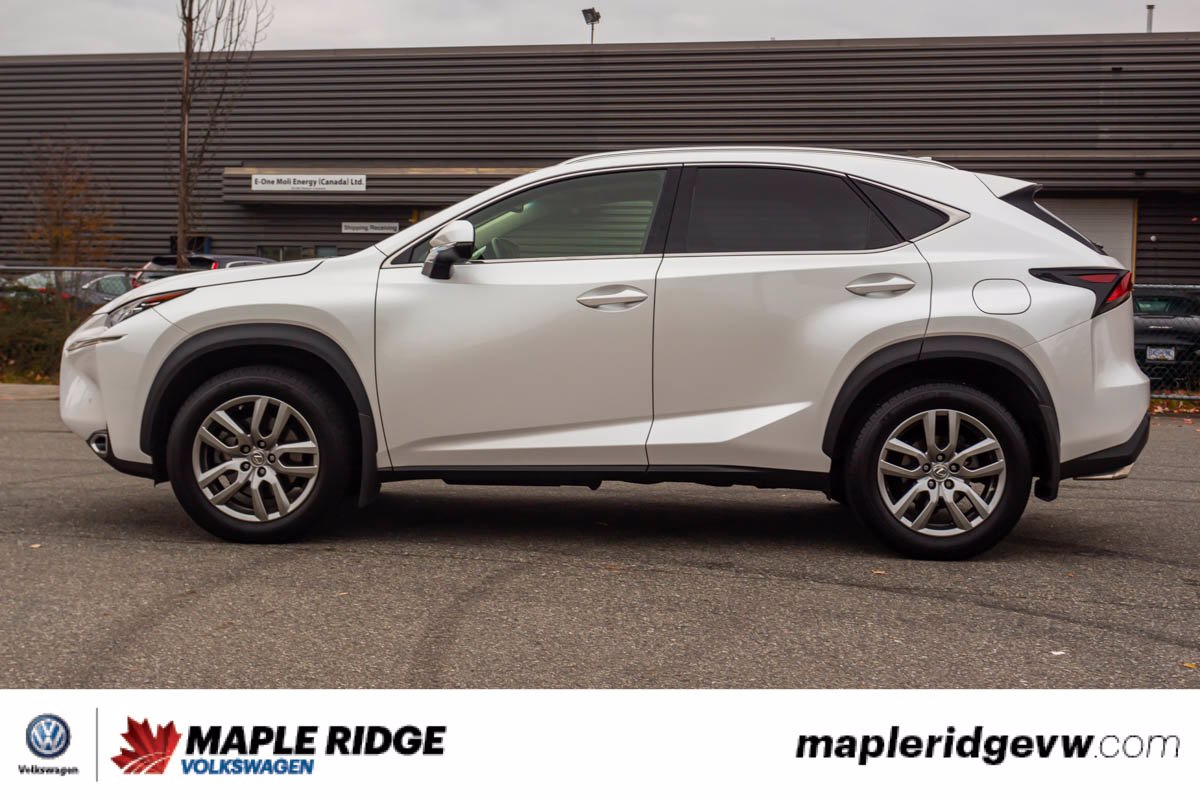 Pre-Owned 2017 Lexus NX 200t Premium AWD, ONE OWNER, LOW KM, NO ACCIDENTS, B.C. CAR!