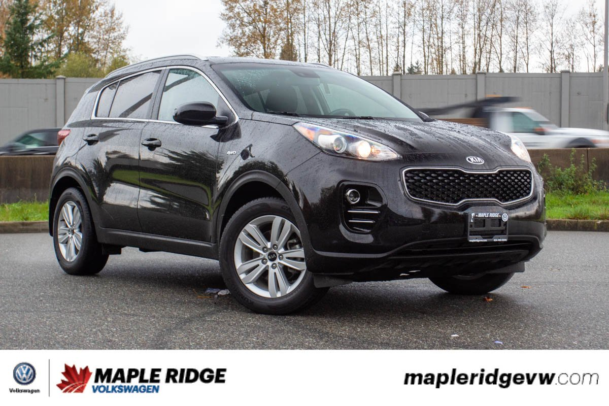 Pre-Owned 2019 Kia Sportage LX ONE OWNER, NO ACCIDENTS, B.C. CAR!