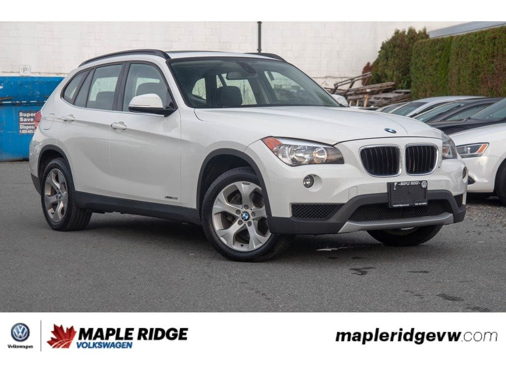 Pre-Owned 2013 BMW X1 28i BC CAR, ALL-WHEEL DRIVE, GREAT VALUE!