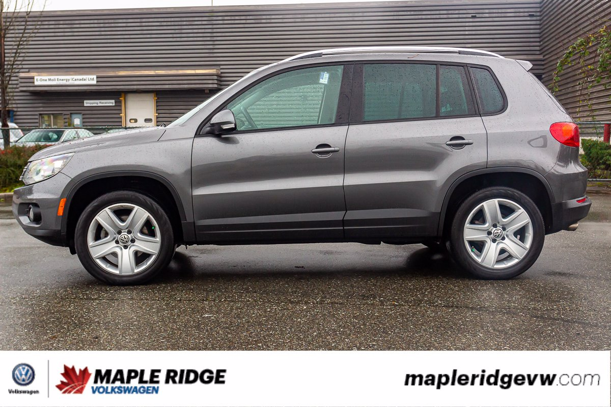 Pre-Owned 2015 Volkswagen Tiguan Comfortline AWD, LOW KM, GREAT CONDITION!
