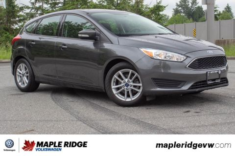 Pre-Owned 2017 Ford Focus SE NO ACCIDENTS, BC CAR, SUPER LOW KILOMETRES!