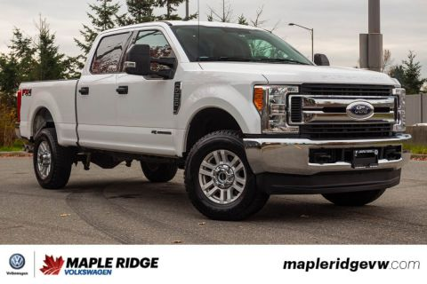 Pre-Owned 2017 Ford Super Duty F-350 SRW XLT ONE OWNER, NO ACCIDENTS, B.C. TRUCK!