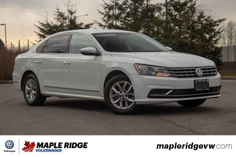 Certified Pre-Owned 2017 Volkswagen Passat Trendline+ LOW KILOMETRES, AWESOME COMMUTER