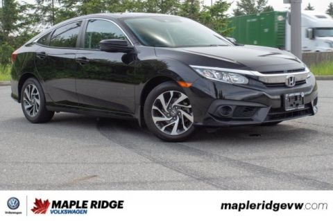 Pre-Owned 2016 Honda Civic Sedan EX ONE OWNER, NO ACCIDENTS, LOCAL CAR!