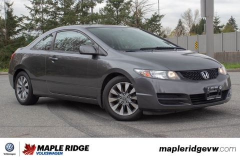 Pre-Owned 2009 Honda Civic Cpe EX-L BC CAR, AWESOME VALUE, GREAT CONDITION!