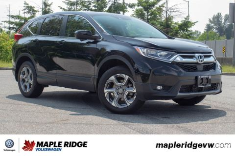Pre-Owned 2018 Honda CR-V EX AWD, SUNROOF, HEATED SEATS, ONE OWNER, NO ACCIDENTS, LOCAL CAR!
