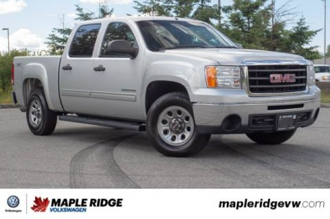 Pre-Owned 2011 GMC Sierra 1500 SL Nevada Edition NO ACCIDENTS, LOCAL TRUCK, PRICED TO SELL!