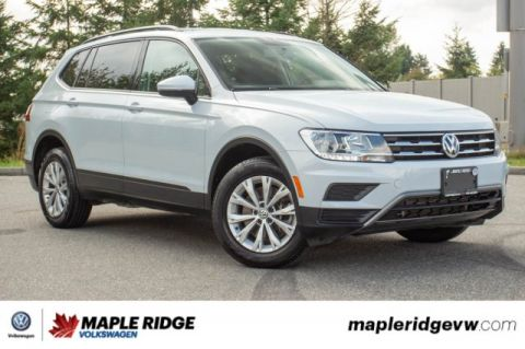 Pre-Owned 2019 Volkswagen Tiguan Trendline ONE OWNER, NO ACCIDENTS, GREAT DEAL!
