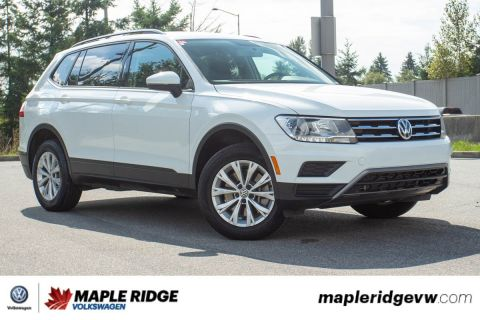 Pre-Owned 2019 Volkswagen Tiguan Trendline AWD, NO ACCIDENTS, GREAT CONDITION, WELL EQUIPPED!