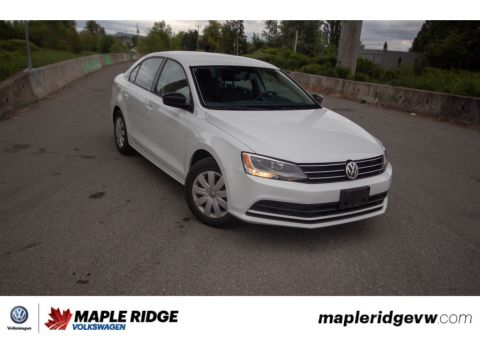 Certified Pre-Owned 2016 Volkswagen Jetta Trendline - REARVIEW CAMERA,BLUETOOTH