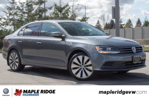 Pre-Owned 2015 Volkswagen Jetta Sedan Trendline+ LOCAL, NO ACCIDENTS, PRICED TO SELL!