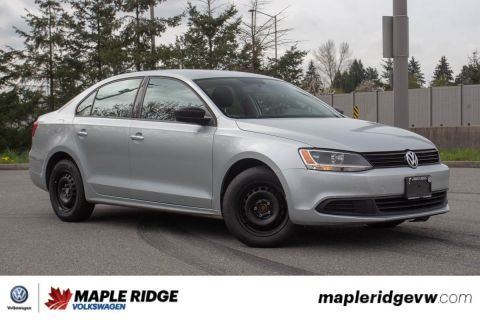 Pre-Owned 2012 Volkswagen Jetta Sedan Trendline+ SUPER LOW KILOMETRES, GREAT CONDITION