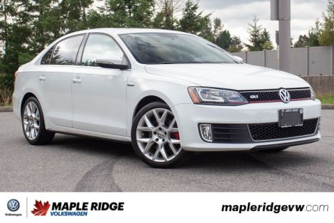 Pre-Owned 2014 Volkswagen Jetta Sedan GLI LOW KM, GREAT PRICE, LOCAL CAR!