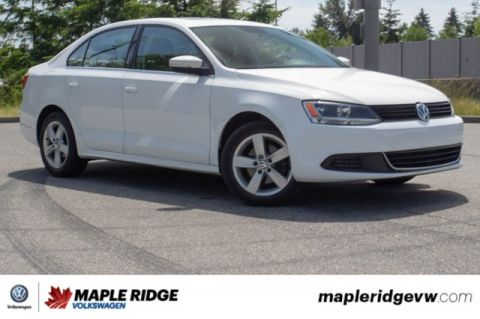Pre-Owned 2014 Volkswagen Jetta Sedan Comfortline LOCAL CAR, AMAZING DEAL, GREAT ON GAS!