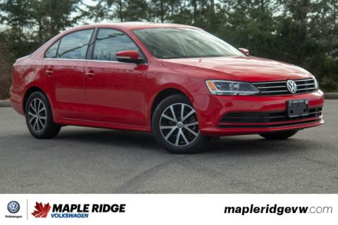 Certified Pre-Owned 2015 Volkswagen Jetta Sedan Comfortline NO ACCIDENTS, BC CAR, SUPER LOW KM!