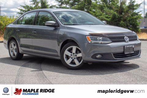 Pre-Owned 2011 Volkswagen Jetta Sedan Comfortline TDI NO ACCIDENTS, B.C. CAR, SUPER LOW KM!