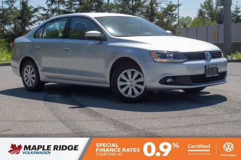 Certified Pre-Owned 2014 Volkswagen Jetta Sedan Trendline+ TDI NO ACCIDENTS, LOCAL CAR, SUPER LOW KM!