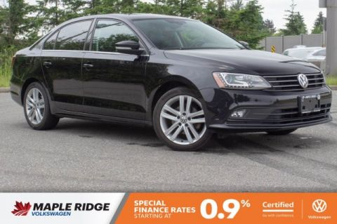 Certified Pre-Owned 2016 Volkswagen Jetta Sedan Highline PRICED TO SELL, GREAT ON GAS, FULLY LOADED!