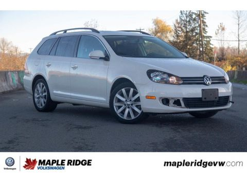 Pre-Owned 2013 Volkswagen Golf Wagon