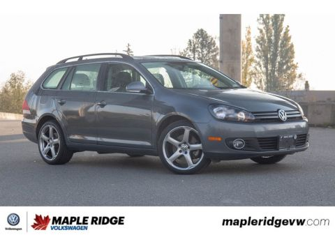 Pre-Owned 2014 Volkswagen Golf Wagon