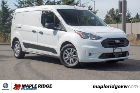 Pre-Owned 2019 Ford Transit Connect Van XLT NO ACCIDENTS, SUPER LOW KM, B.C. CAR!