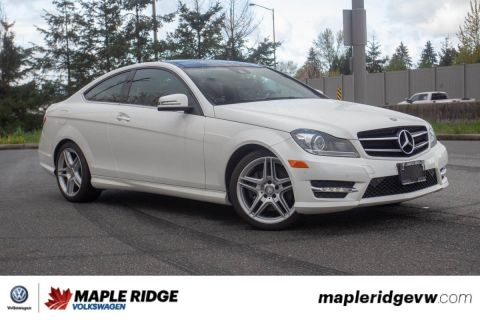 Pre-Owned 2014 Mercedes-Benz C-Class C 350 BC CAR, LOW KM, AWESOME CONDITION