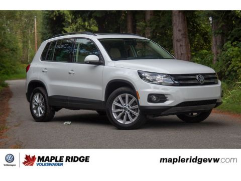 Certified Pre-Owned 2015 Volkswagen Tiguan Comfortline GREAT VALUE, GOOD CONDITION, ALL-WHEEL DRIVE