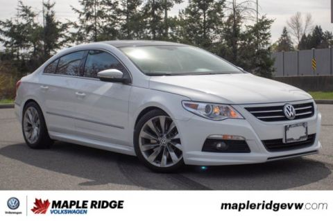 Pre-Owned 2010 Volkswagen Passat CC Highline BC CAR, BEAUTIFUL CONDITION, FULLY LOADED!